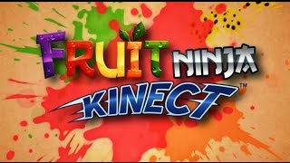 Fruit Ninja Kinect Full [xbox rgh]