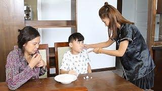 Mẹ Kế Bắt Con Sếp Tổng Ăn Cơm Thiu,  Ép Mẹ Chồng Tai Biến Ra Đường Ăn Xin | Mẹ Kế Con Chồng Tập 6