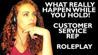 Epic ASMR Role Play!!!! – When Customer Service Puts You On Hold! Soft Spoken Relaxation