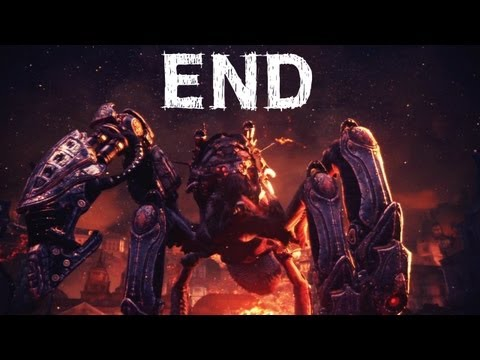 Gears of War Judgment Ending / Final Boss - Gameplay Walkthrough Part 14