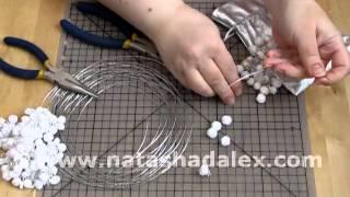 Создание украшений ручной работы от Natasha Dalex.