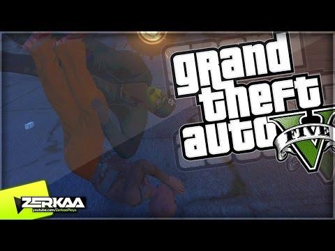 "GTA 5 Online Funny Moments | ""BREAKDANCING"" | E080 (GTA V)"