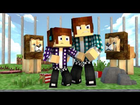 Minecraft : PERIGO NO ZOOLÓGICO !! - Aventuras Com Mods #44