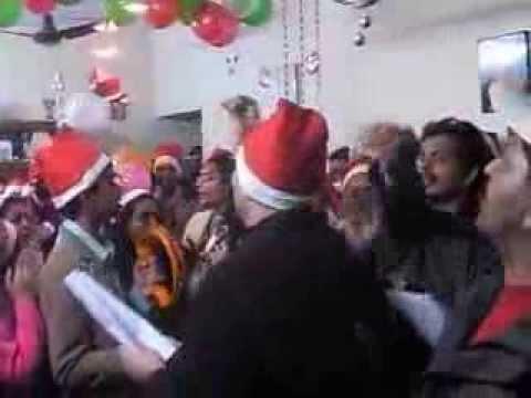Christmas Carol Song Malayalam - Vinnil Oru Pon Tharam-st John's Mayur Vihar -ph-i video