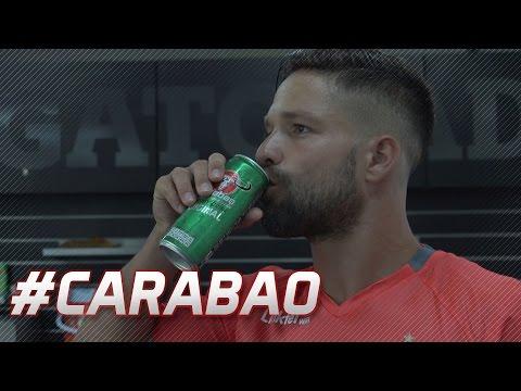 Vai encarar #Carabao
