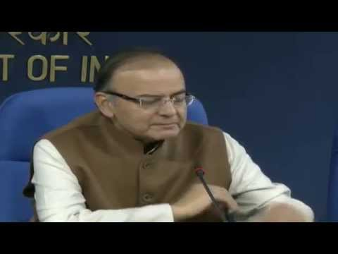 Press Conference by Shri Arun Jaitley on PM Shri Narendra Modi's meeting with CMs