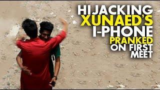 Xunaed Pranked On street | Madology | Nax Nish | Bangladeshi Prank | New Bangla Prank Video 2018