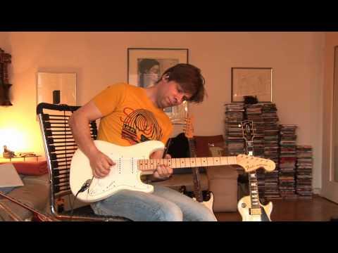 Fender Custom Shop Stratocaster Robin Trower Signature Part2