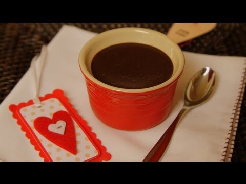 Chili Pepper Chocolate Pot De Crème Recipe - Valentine's Day Special - CookingWithAlia - Episode 168