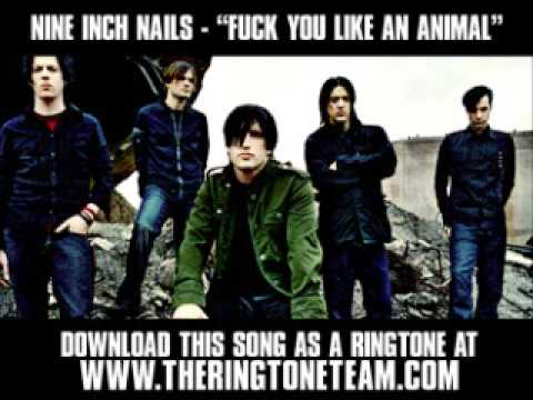 Nine Inch Nails - I Wanna Fuck You Like An Animal [ New Video + Lyrics + Download ] video