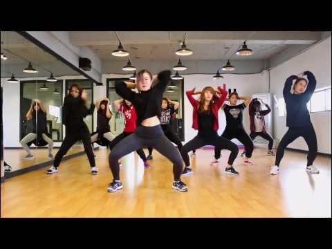 S&M-Rihanna   Somi Choreography   Peace Dance
