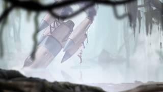 Space Girl vs. Tentacles! DELETED SCENE | Lauren Francesca | Lauren Francesca