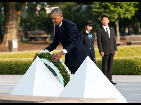 FULL VIDEO: President Obama pays tribute in Hiroshima