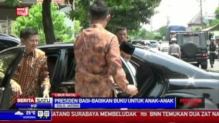 Download video Presiden Jokowi Ziarah ke Makam Ayahnya
