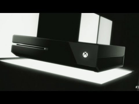 XBOX ONE CONSOLE REVEAL! (New Next Generation Xbox and Controller 2013 720 Infinity Durgango)