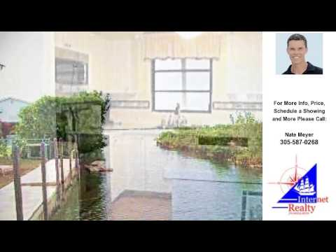 1151 Coates Lane, Cudjoe Key, FL Presented by Nate Meyer.