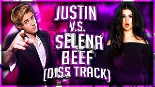 Justin Bieber and Selena Gomez Drama!!! (Diss Track)