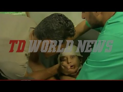 Gaza ceasefire: Family left devastated by attack on UN school