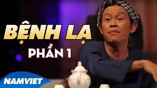 Video clip Tiểu Phẩm Hài Bệnh Lạ (Hoài Linh, Hứa Minh Đạt, Phi Nga) [Tập 1] - Live Show Hoài Linh 2015