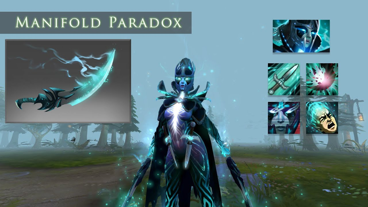 Phantom Assassins Arcana Manifold Paradox Quick Preview