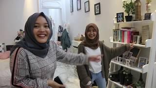 Room Tour Putri Delina - Arafah Vlog