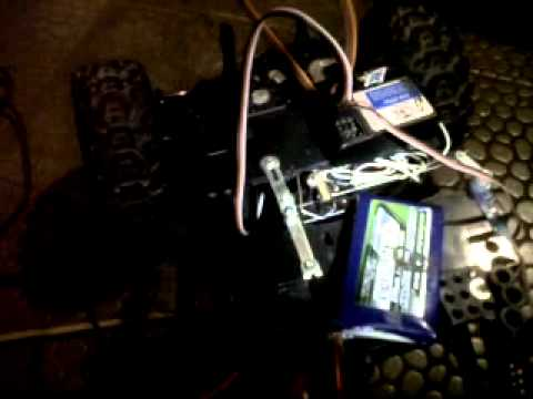 Rc Rock Crawler King 1:12 Mod.3gp video