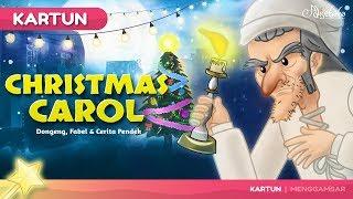 A Christmas Carol Kartun Anak - Dongeng Bahasa Indonesia