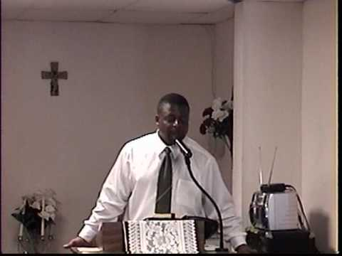 Pastor Paul Rooks