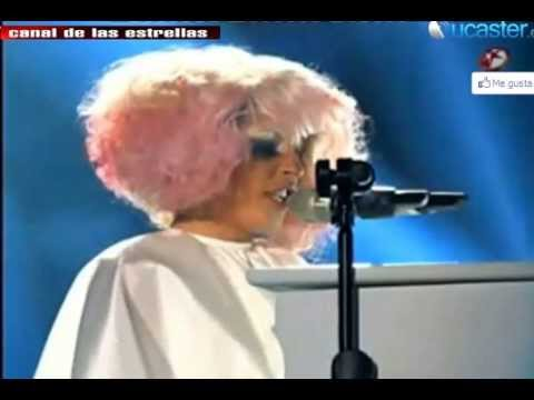 Imitadora De Lady Gaga En PARODIANDO