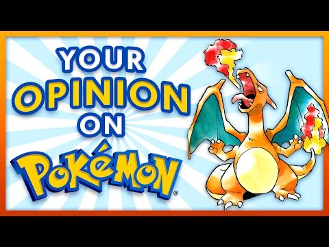 """What People Think of Pokemon - Generation 1"" TrueGreen7"