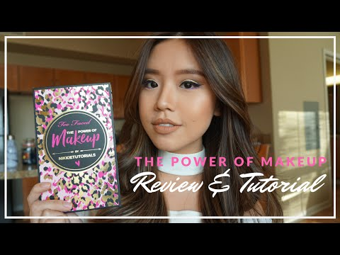 The Power of Makeup Review and Tutorial