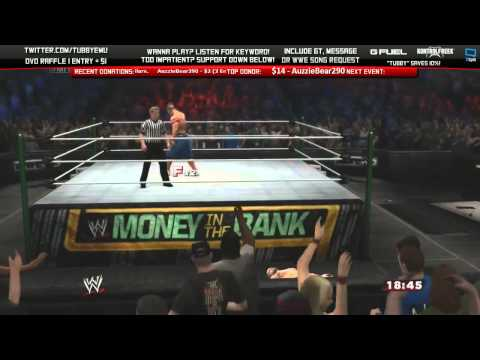5 Star Match - Cm Punk Vs John Cena (wwe 2k14 Online) video