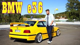 BMW e36 Coupe | Setup 2018