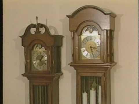 Carolina camera: Grandfather Clocks