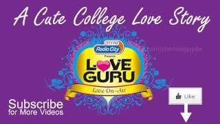 A Cute College Love Story | Radio City Love Guru Tamil 91.1