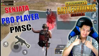 PANTESAN PRO PLAYER PMSC PAKE UMP - PUBG MOBILE INDONESIA