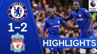 Chelsea 1-2 Liverpool | Wonder Goal! Kanté Returns in Style 🔥 | Highlights