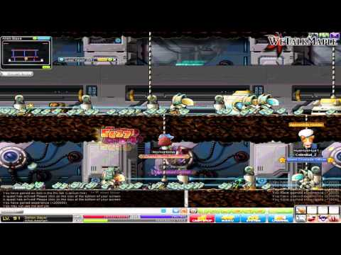The Story of Victoria Day - MapleStory 3rd Job Demon Slayer