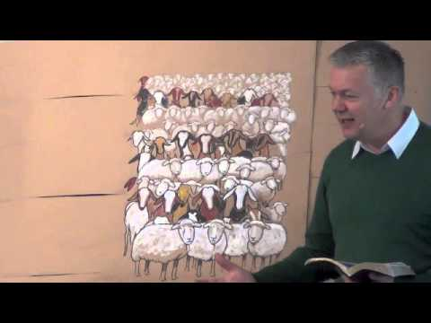 Children's Bible Talk - The (Parable of the) Sheep and Goats