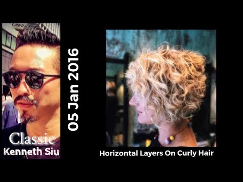 Kenneth Siu - Curly Hair Cut