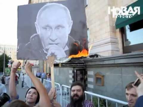 Noi arestări la Moscova, acțiunea 31