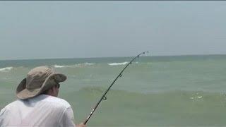 Surf Fishing Indian Pass, FL May 2013. Ремонт
