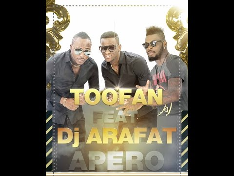Toofan Feat Dj Arafat - apero (official Remix) video