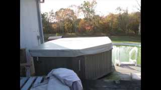 Hot Tub Repo Episode #2 Tennessee The Spa Guy Nashville Claimed Tub was in Another State