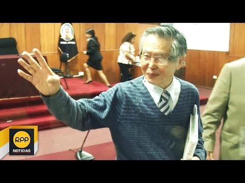 Alberto Fujimori y los diarios chicha¦Ocurrió el 2014 RPP