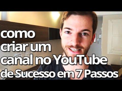 Como Criar Um Canal no YouTube de Sucesso em 7 Passos thumbnail