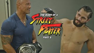 "The Diaries Of A Street Fighter Part X: ""The Finale"" (Jorge Masvidal)"