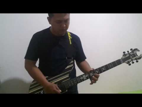 KARMA - MOSES BANDWIDTH (guitar cover)