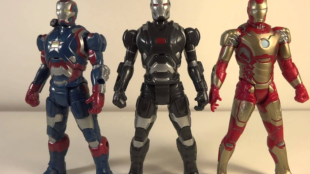 Marvel Iron Man 3 Assemblers images