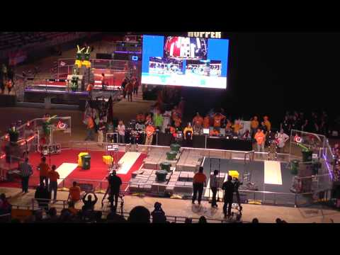 2015 Hopper Sub-Division FRC Champs – Qualification Match 84